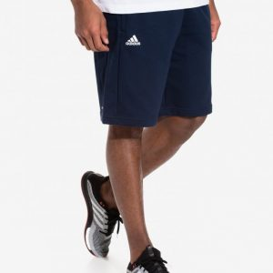 Adidas Ess Lin Short Treenishortsit Navy/Valkoinen
