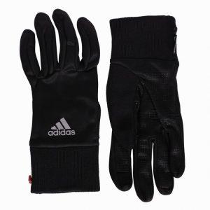 Adidas Run CLMWM Gloves Treenikäsineet Musta