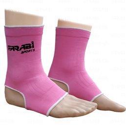 Farabi Sports Nilkkatuki Pinkki