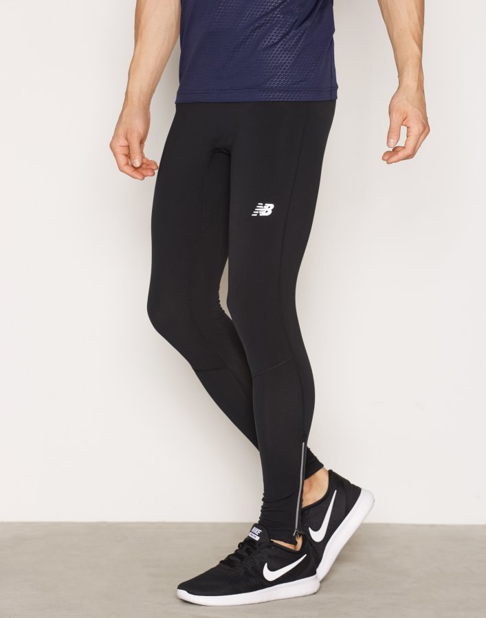 New Balance Heat Tight Treenitrikoot Musta