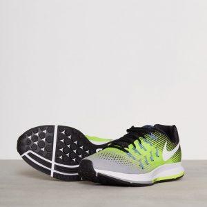 Nike Air Zoom Pegasus 33 Treenikengät Hopea/musta