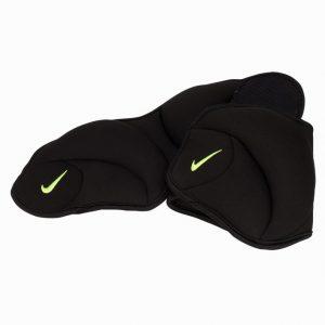 Nike Ankle Weights 2.27 KG Nilkkapaino Musta