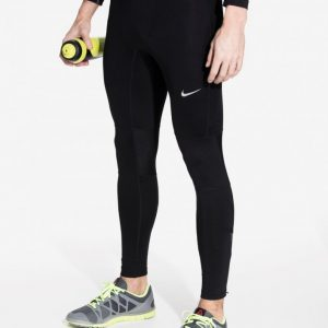 Nike DF Essential Tight Treenitrikoot Musta
