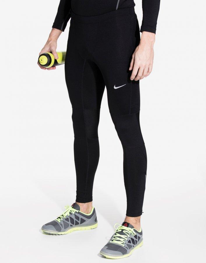 Nike DF Essential Tight Treenitrikoot Musta