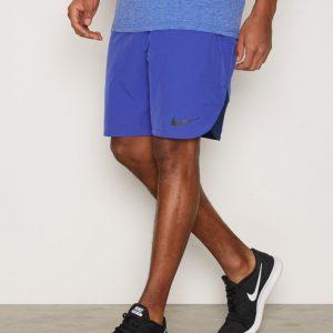 Nike Flex Short Vent Treenishortsit Sininen/Dark