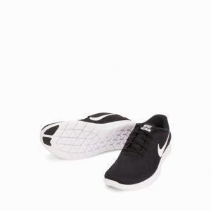 Nike Free Run Treenikengät Musta/Valkoinen