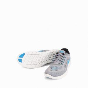 Nike Free Run Treenikengät Sininen/Musta