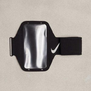 Nike Lean Arm Band Kännykkäkotelo Musta