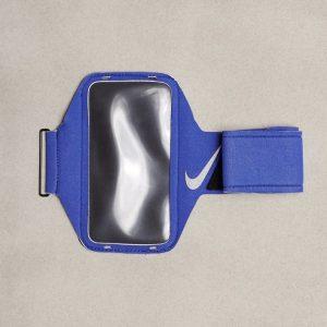 Nike Lean Arm Band Kännykkäkotelo Sininen