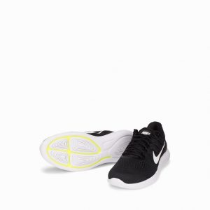 Nike Lunarglide 8 Treenikengät Musta/Valkoinen