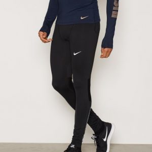 Nike Power Flash Tech Tight Kompressiotrikoot Musta