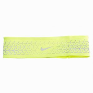 Nike Run DF Headband Otsapanta Volt