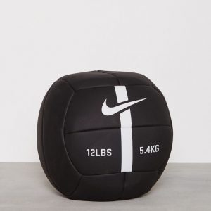 Nike Strength Training Ball Kuntopallo Musta/Valkoinen