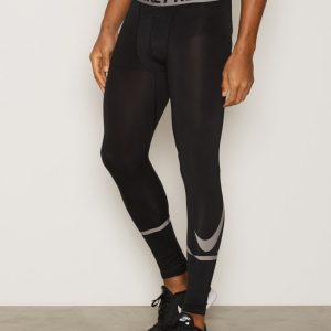 Nike Swoosh Tights Treenitrikoot Musta