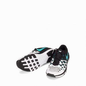 Nike Train Speed 4 Treenikengät valkoinen/sininen/musta
