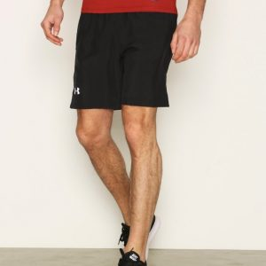 Under Armour Heatgear Run 7 Woven Shorts Treenishortsit Musta