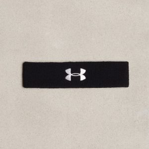 Under Armour Performance Headband Hiuspanta Musta