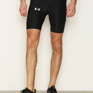 Under Armour Run True Heatgear Half Tight Treenitrikoot Musta